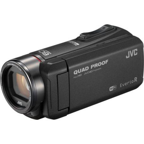 Camescope JVC GZ-RX605 Noir + Etui + SD 16Go