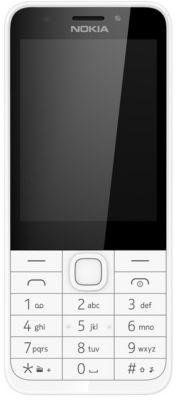 Téléphone portable Nokia 230 Argent DS blister