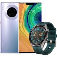 Smartphone HUAWEI Mate 30 Pro Silver + Watch GT
