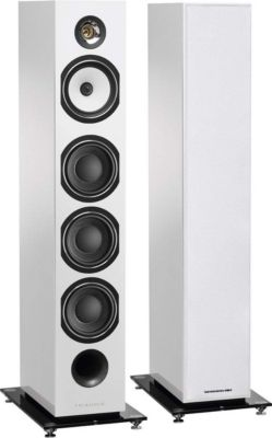 Enceinte colonne Triangle AUTRALE EZ White High Gloss