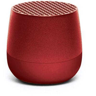 Enceinte Bluetooth Lexon MINO rouge