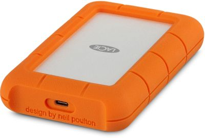 Disque dur externe Lacie 2.5'' 5To Rugged Mini USB3.1 Type C