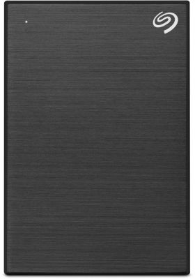 Disque dur externe Seagate 2.5'' 2To New Backup Plus Slim Noir
