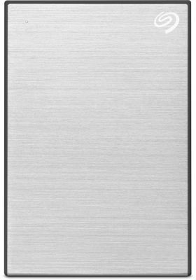 Disque dur externe Seagate 2.5'' 4To New Backup Plus Silver