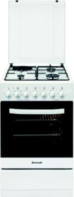 Cuisinière mixte Brandt KM1555W