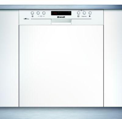 Brandt vh15w lave vaisselle encastrable boulanger - Lave vaisselle encastrable boulanger ...