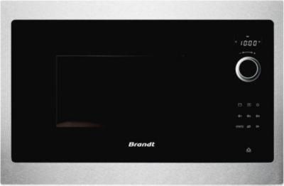 Micro ondes encastrable Brandt BMS6115X