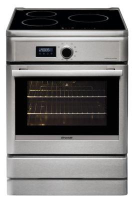 Cuisinière induction Brandt EX BCI6657X