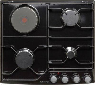 de dietrich dpe7610bm plaque lectrique boulanger. Black Bedroom Furniture Sets. Home Design Ideas