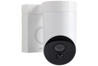Caméra SOMFY PROTECT Outdoor Camera blanche
