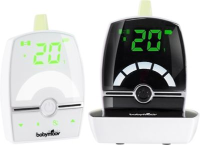 Babyphone Babymoov premium care a014203 + veilleuse babymoov project' light a015018