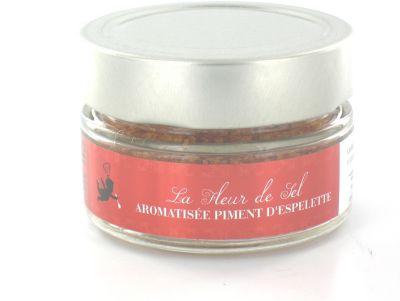 Arôme Naturel gourmet in love arômatisée piment d'espelette