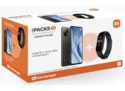 Smartphone XIAOMI Pack Mi 11 Lite 5G + Miband 5