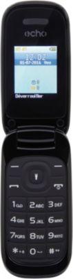 Téléphone portable Echo Clap 2 Noir