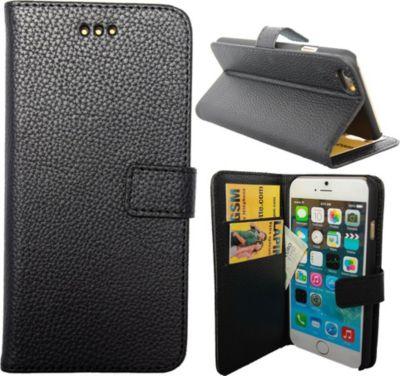 lapinette portefeuille apple iphone 6 6s noir accessoire. Black Bedroom Furniture Sets. Home Design Ideas