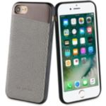 SO SEVEN METALLIC GRIS SID APPLE IPHONE