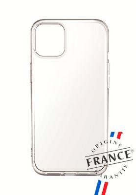 Coque Muvit iPhone 12 Pro Max transparent