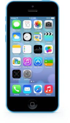 Smartphone Apple iPhone 5C Bleu 32Go reconditionne