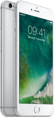 Smartphone Apple iPhone 6 Plus Silver 128Go