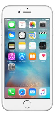 Smartphone Apple iPhone 6 Silver 128Go reconditionne