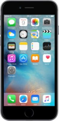 Smartphone reconditionné Apple iPhone 6 16 Go Gris Sidéral Grade A+