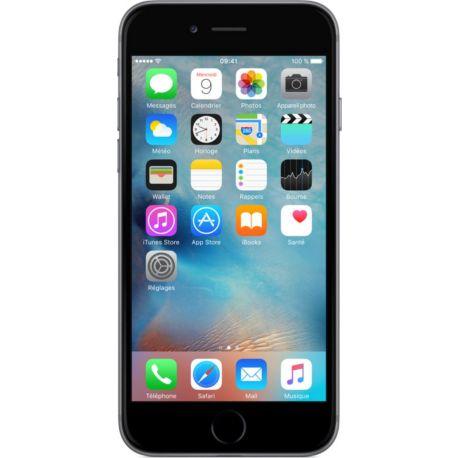 reconditionn apple iphone 6 gris 16 go reconditionne. Black Bedroom Furniture Sets. Home Design Ideas