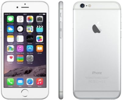 Smartphone Apple iphone 6 silver 16 go reconditionne