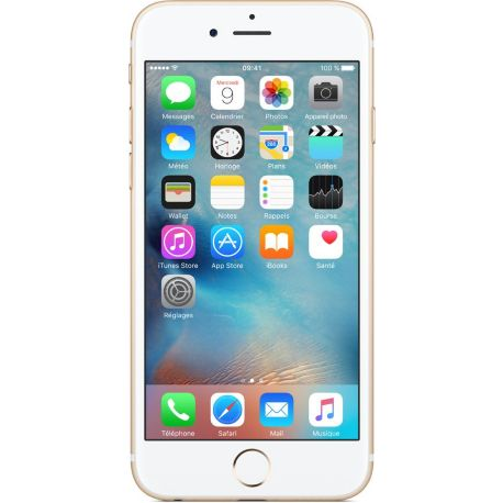 reconditionn apple iphone 6s gold 128 go reconditionne. Black Bedroom Furniture Sets. Home Design Ideas