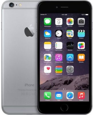 Smartphone Apple iphone 6s gris 128go reconditionne