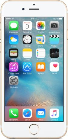 Reconditionné APPLE iPhone 6s Gold 16 Go Reconditionné