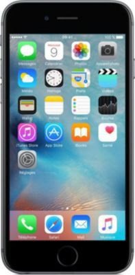Smartphone Apple iphone 6s gris 64 go grade a+