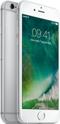 Smartphone Apple iPhone 6s Silver 64 Go reconditionne