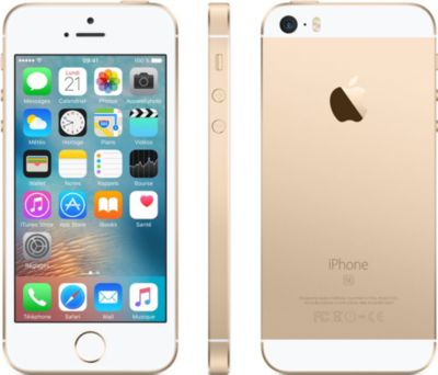 Smartphone Apple iPhone SE Gold 64Go