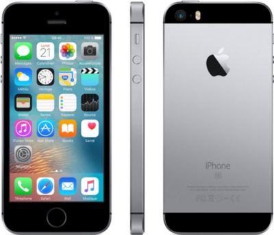 Smartphone Apple iPhone SE Gris 32Go