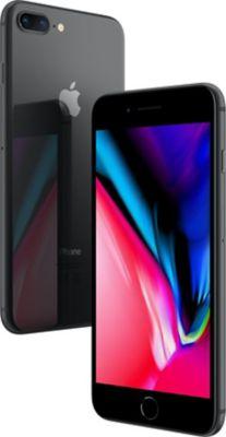Smartphone Apple iPhone 8 Plus Gris 64 Go reconditionne