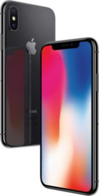 Smartphone Apple iPhone X Gris 256Go reconditionne