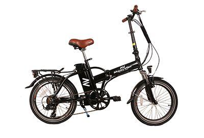 Vélo électrique MOOVWAY Urban Noir