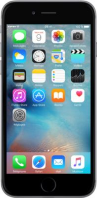Smartphone Apple iPhone 6 Silver 16Go Reconditionné