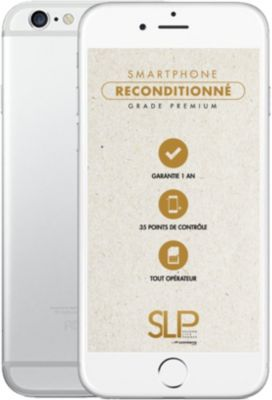 Smartphone Apple iPhone 6s Argent 16Go