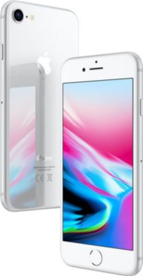 Smartphone Apple iPhone 8 64GB Argent Reconditionné