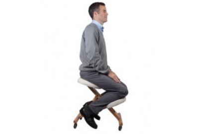 Siège SISSEL ergonomique Stabido Noir