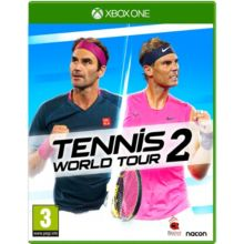 Jeu Xbox One BIGBEN TENNIS WORLD TOUR 2