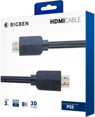Câble Vidéo Nacon PS5 3m