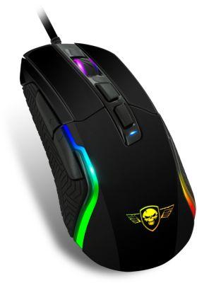 Souris gamer Spirit Of Gamer PRO M7 RGB programmable