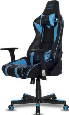 Siège Gamer spirit of gamer viper - noir/bleu