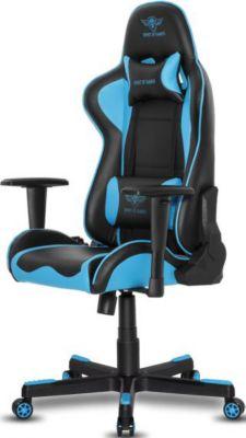 Siège Gamer spirit of gamer spitfire - noir/bleu