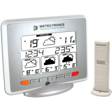 Station Météo LA CROSSE WD9530IT WHI-BLI