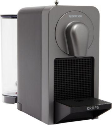 krups prodigio milk titane yy5101fd nespresso boulanger. Black Bedroom Furniture Sets. Home Design Ideas