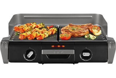 Barbecue TEFAL Family Grill + couteaux YY3077FB