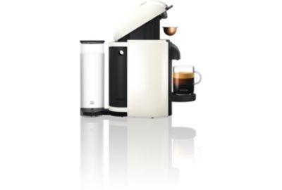 Nespresso KRUPS YY3916FD Vertuo Blanc